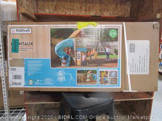 Kid Kraft Swing Set/Play Set (missing 3 boxes)