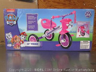 Paw Patrol Tricycle