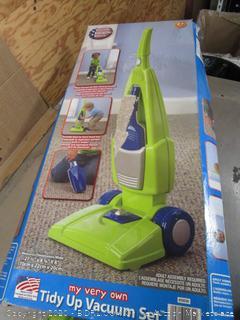 My VeryOwn Tidy Up Vacuum