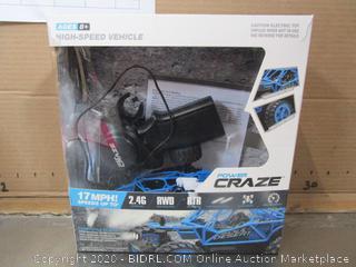 Power Craze High Speed Vehicle