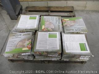 Nexus Self-Adhesive Vinyl Floor Tile Pallet Lot