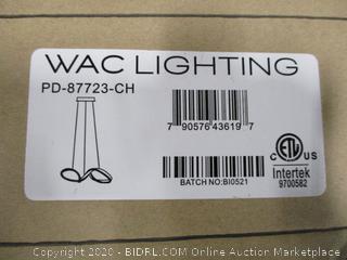 WAC Lighting Hanging Light Fixture