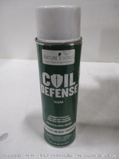 Coil Defense Spray Can Lot (12 Cans)