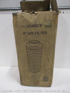 "6"" Air Filter"