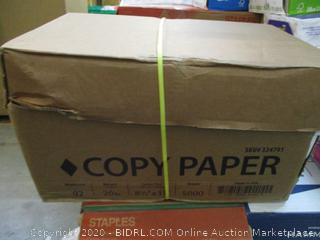 Copy Paper factory sealed