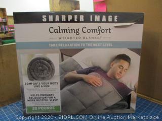 Sharper Image Weighted Blanket