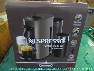 De Longhi Nespresso Vertuo Plus & Aeroccino Factory Sealed