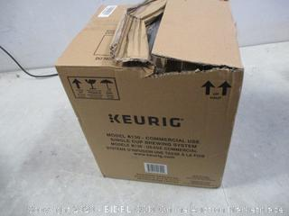 Keurig Commercial Use Gourmet Single cup Brewing System