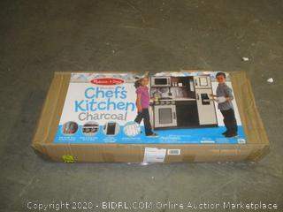 Melissa and Doug Chef's Kitchen Charcoal Set