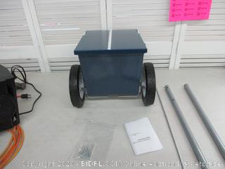 Field marking machine