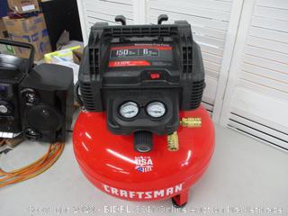 Craftsman 6 gallon compressor