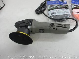 Orbital polishing tool