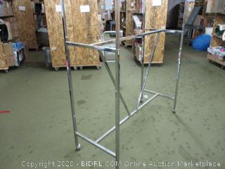 Adjustable and Movable Cloths Rack