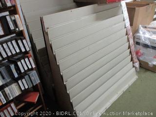 DVD or Book Display Shelf