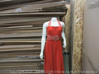 Female Mannequin.  Dress Included