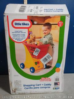 Little Tikes Shopping Cart Red