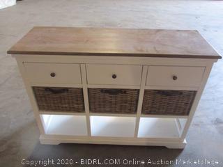 Desk/Cabinets