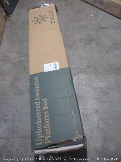 Upholstered Essential Platform Bed