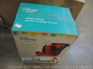 Disney Baby Car seat