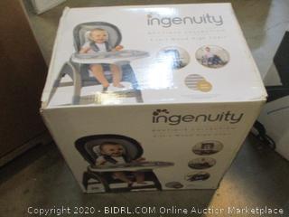 Ingenuity 3 in 1 Wood High chair