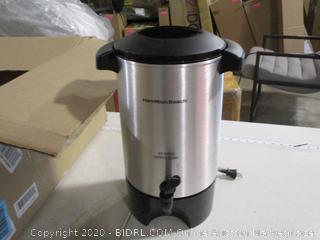 Hamilton Beach- Coffee Urn- 45 Cup Capacity