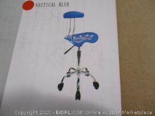 Flash Furniture- Contemporary Task Chair- Nautical Blue
