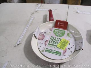 """Green Life- 12"""" Frying Pan (See Pictures)"""