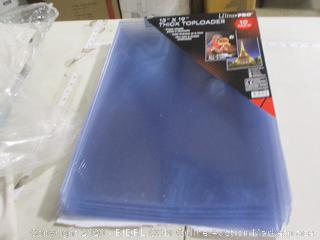 """Ultra Pro- Thick Toploader for Photos, Magazines, Collectibles - 10 Pack (13"""" x 19"""")"""
