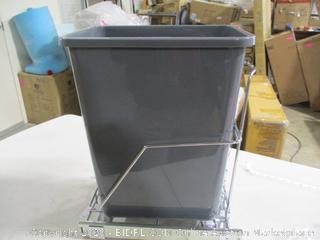 Real Simple- Pull Out Trash Can (29 Liter)