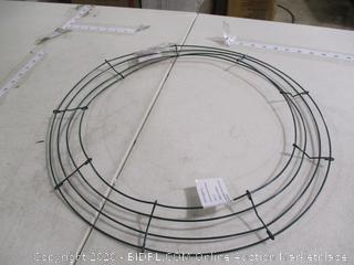 MTB Supply- Wire Wreath Frame (18 Inch)