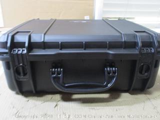 Case Club - Waterproof 4 Pistol, 26 Magazine Gun Case