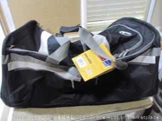 Olympia - 8 Pocket Rolling Duffel Bag