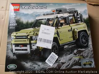 Lego - Technic #2573 Land Rover Defender