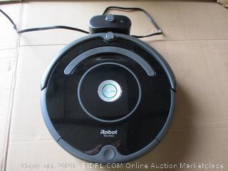 iRobot - Roomba 675 Vacuuming Robot ($269 Retail) Powers On
