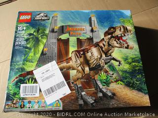 LEGO - Jurassic Park: T. rex Rampage 75936 Building Kit ($249 Retail)