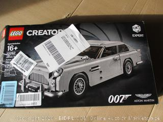 LEGO Creator James Bond Aston Martin DB5 10262 Building Kit