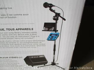 Singtrix - SGTX2 Smart Karaoke Party Bundle Stadium Edition ($1,299 Retail)