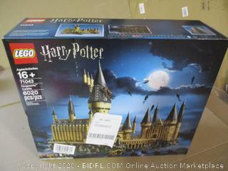 LEGO Harry Potter Hogwarts Castle 71043 Castle Model Building Kit With Harry Potter Figures ($399 Retail)