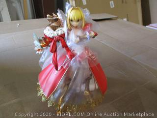 Fate/Grand Order Saber/Nero Claudius 3rd Ascension 1/7 Scale Painted Collector's Figure ($329 Retail)