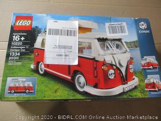LEGO Creator Expert Volkswagen T1 Camper Van 10220 Construction Set (Factory Sealed)