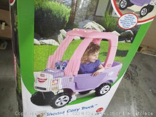Little Tikes- Princess Cozy Truck