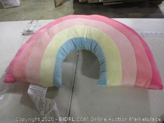 Gund- Rainbow Pillow