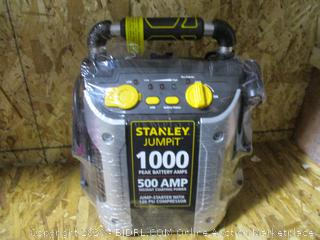 Stanley -  Jumpit 1000/500A Portable Power Jump Starter/Compressor