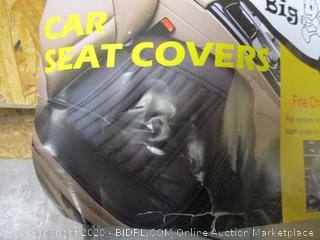Big Ant Edge Wrapping Car Seat