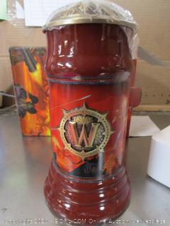 World Of Warcraft Ragnaros Stein