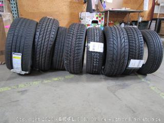 Misc. Lot 8 Tires
