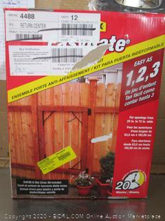 Homax EasyGate Gate Kit