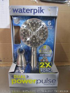 Waterpik Power Pulse Shower Head