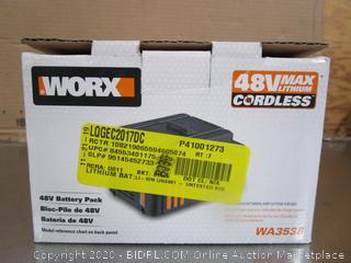 Worx 48V Battery Pack