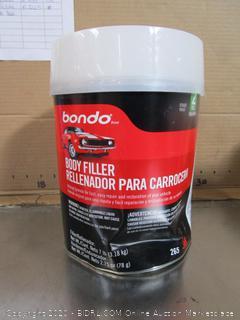 Bondo Body Filler